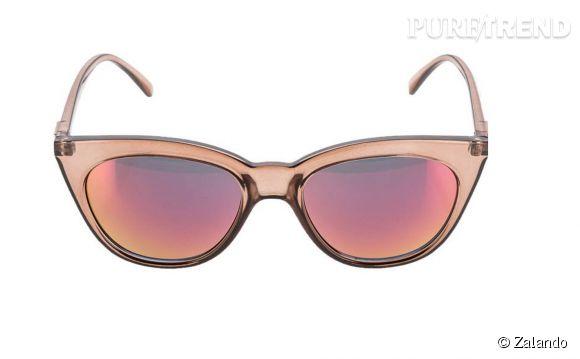 Lunettes de soleil Le Specs pour Zalando Prix : 60€