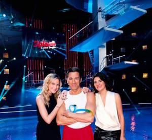 Julie Taton : le retour de l'ancienne Miss Belgique pour Splash 2