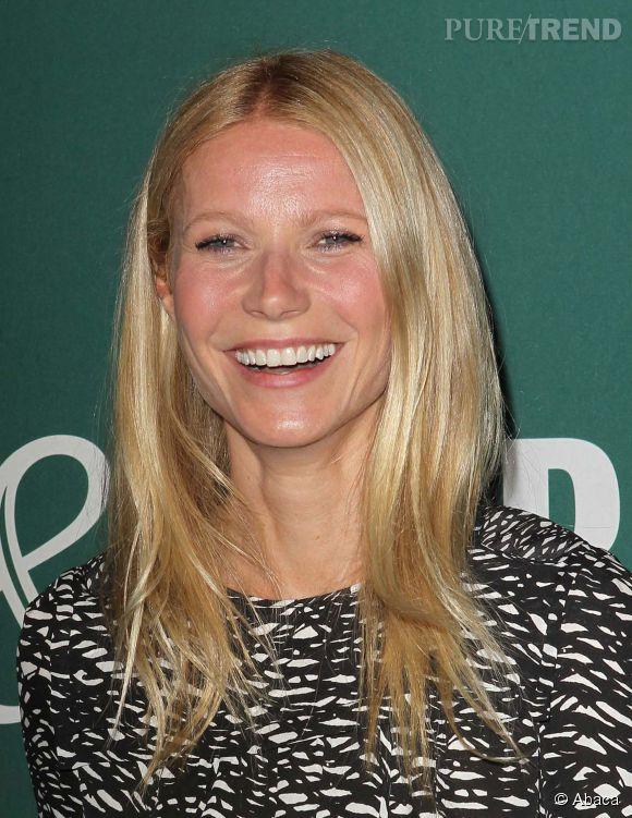 Gwyneth Paltrow en 2013.
