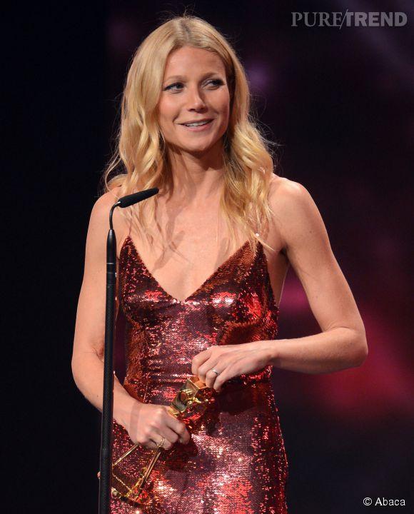 Gwyneth Paltrow en 2014.
