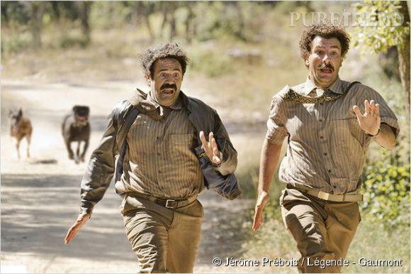 """José Garcia a été à l'affiche de 3 films en 2013 : """"Vive la France"""", """"Fonzy"""" et """"Insaisissables""""."""