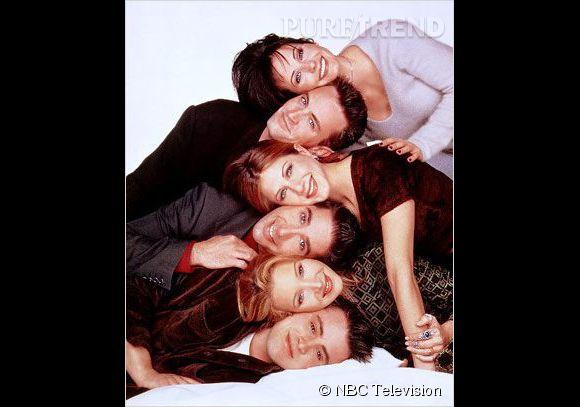 """""""Friends"""" a fêté les 10 ans de son clap de fin !"""