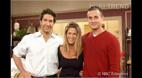 """""""Friends"""", une série aux multiples guests. Ici Freddie Prinze JR."""