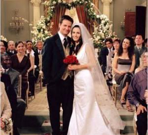 """""""Friends"""", c'est aussi des beaux mariages."""