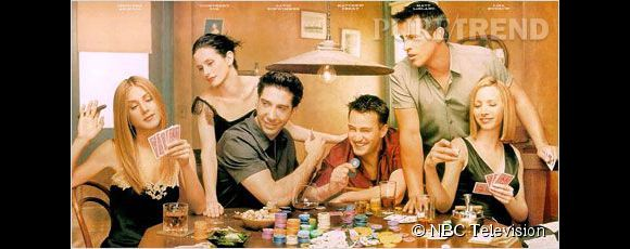 """""""Friends"""", la joyeuse bande de potes qui nous a fait rêver."""
