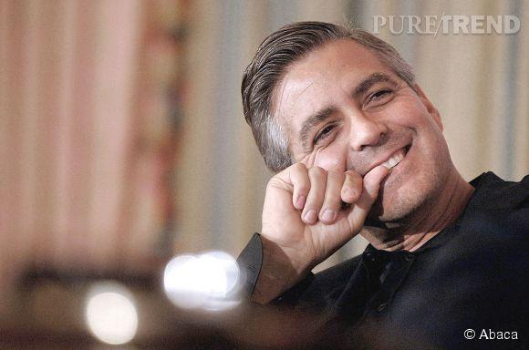 George Clooney en 2006.