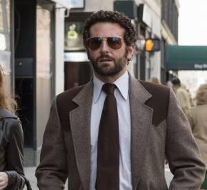 """American Bluff"" avec Amy Adams, Bradley Cooper et Christian Bale."