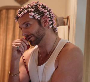 "Bradley Cooper et ses bigoudis dans ""American Bluff"""