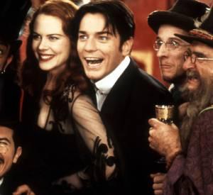 "Ewan McGregor et Nicole Kidman dans ""Moulin Rouge !"" en 2001."