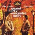 "Billy Crystal et Meg Ryan dans ""Quand Harry rencontre Sally"" en 1989."