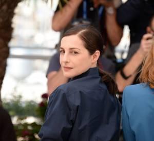 Amira Casar au casting du film Saint Laurent.