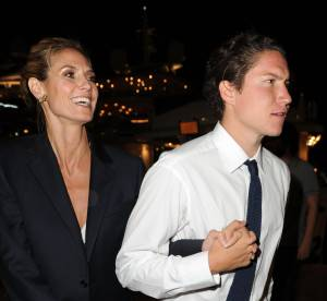 Heidi Klum à Cannes : au bras de son toy boy de 27 ans, elle rayonne