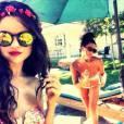 Selena Gomez sur Instagram en 2014.