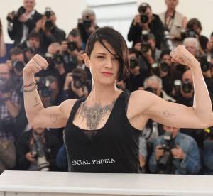 Asia Argento à Cannes 2014 : son tatouage le plus sulfureux ?