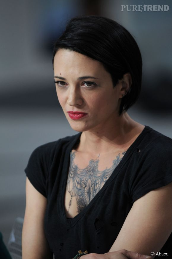 Asia Argento, la plus sulfureuse de Cannes 2014 ?