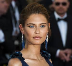 Bianca Balti parée par Chanel Joaillerie à Cannes en mai 2014.