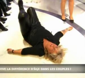 Valérie Damidot : une chute mémorable qui finira au bêtisier !
