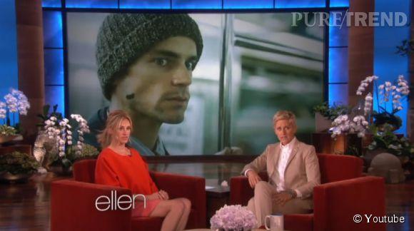 Julia Roberts elle-même a salué la performance de l'acteur lors de l'émission d'Ellen DeGeneres.