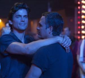"""Matt Bomer et Mark Ruffalo dans """"The Normal Heart"""", un film d'HBO."""