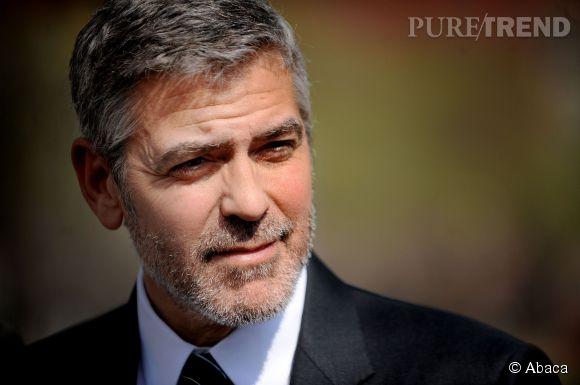 George Clooney souhaite se lancer en politique dès qu'il sera marié à Amal Alamuddin.