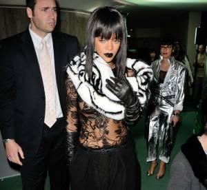 Rihanna à Paris : le best of de ses looks les plus osés