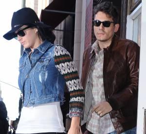 Katy Perry et John Mayer en 2012.