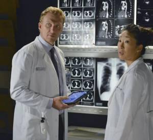 Le couple Cristina Yang (Sandra Oh) et Owen Hunt (Kevin McKidd) est-il vraiment terminé ?