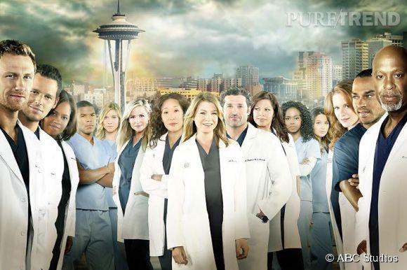"""Il faudra attendre le printemps 2015 avant de découvrir la 10ème saison de """"Grey's Anatomy""""."""