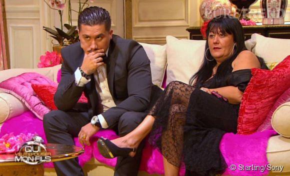 """Jacky et sa mère, duo explosif de """"Qui veut épouser mon fils"""" saison 3."""