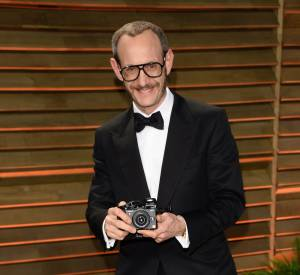 Terry Richardson à la soirée Vanity Fair 2014 en mars 2014.