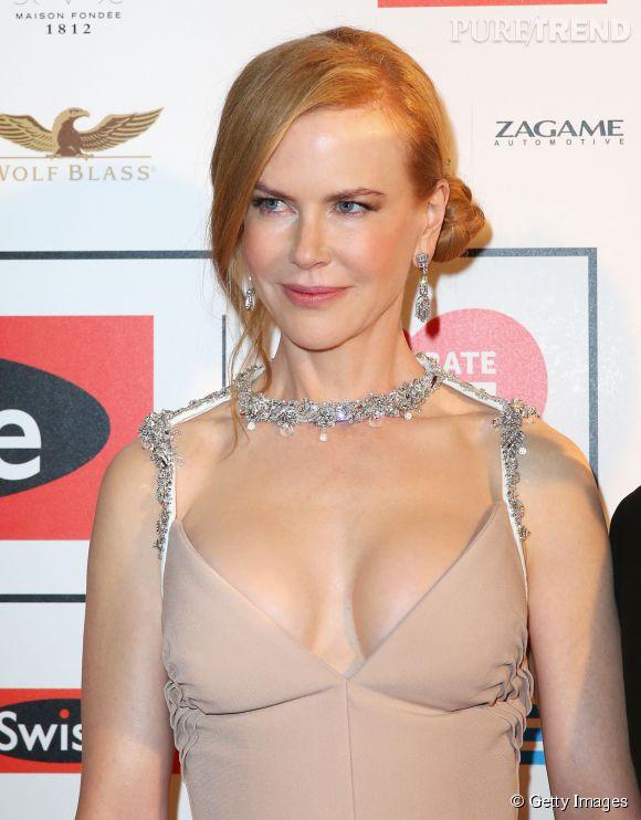 Nicole Kidman a-t-elle une toute nouvelle poitrine ?