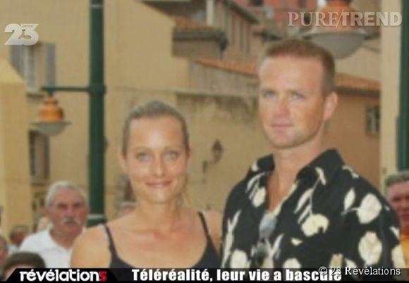 Aurélie et Laurent candidats de L'île de la tentation 1 en 2002.