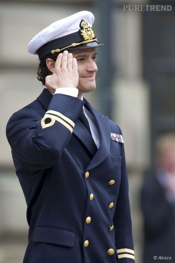 Carl Philip de Suède en 2009.