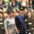 La Princesse Martha Louise de Norvège et Carl Philip de Suède en 2013.