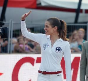 Charlotte Casiraghi : toute jeune maman et championne au top
