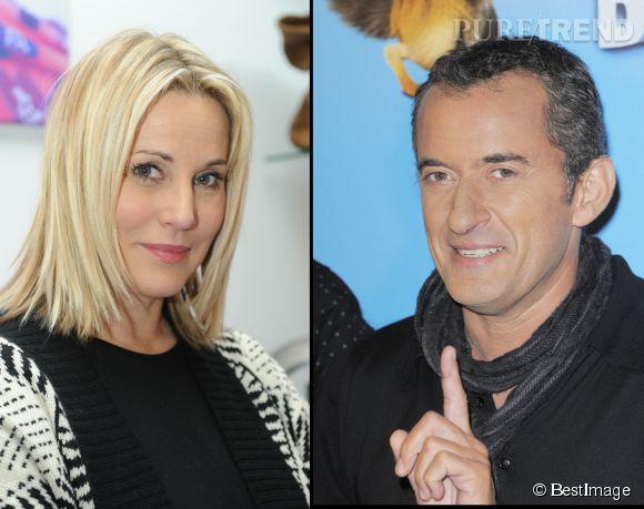 Sophie Favier révèle chez Thierry Ardisson que Christophe Dechavanne et elle ne se sont pas parlés depuis 20 ans.