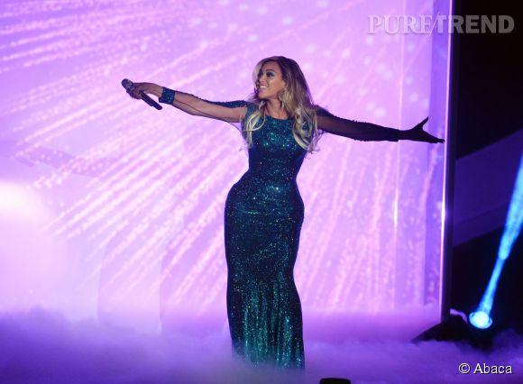 Beyoncé, femme la plus influente de l'année 2014 selon Forbes.