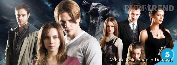 """""""Ange ou démon"""", la nouvelle série de l'été de NT1."""
