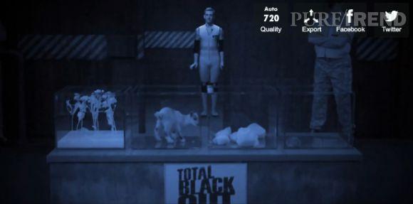 Total Blackout, bande annonce de la nouvelle émission de la chaine W9.