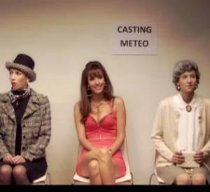 Doria Tillier imagine le recrutement de la prochaine Miss Météo lors de son avant-dernier sketch pour le Grand Journal.