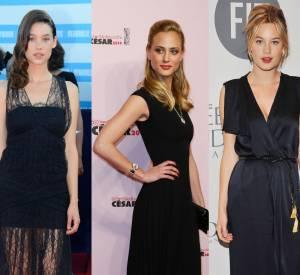 Astrid Bergès-Frisbey, Nora Arnezeder et Camille Rowen trois frenchy que les américains nous envient...