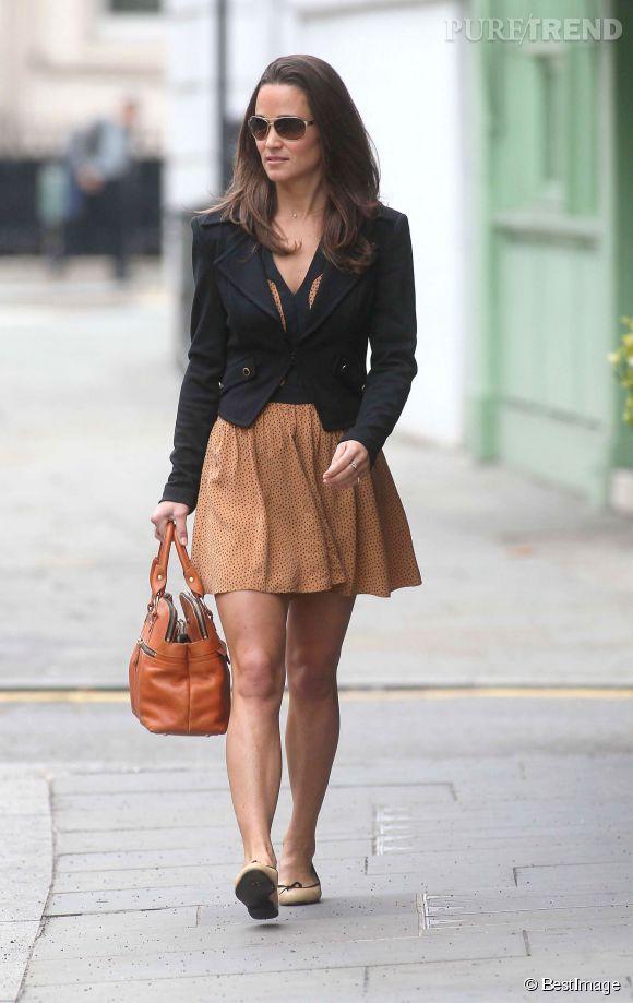 Pippa Middleton, la demoiselle d'honneur dont l'Angleterre se souviendra longtemps.