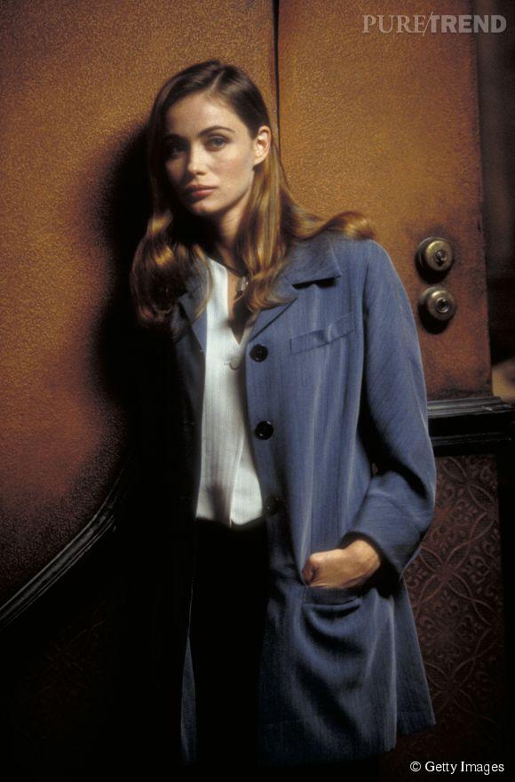 Emmanuelle Béart en 1996.