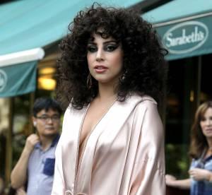 Lady Gaga, oops un sein sur Instagram ! Elle ne s'est rendu compte de rien...