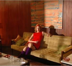 """Louise Monot est l'espionne du Mossad, Dolorès, dans """"OSS 117 : Rio ne répond plus"""", en 2008."""