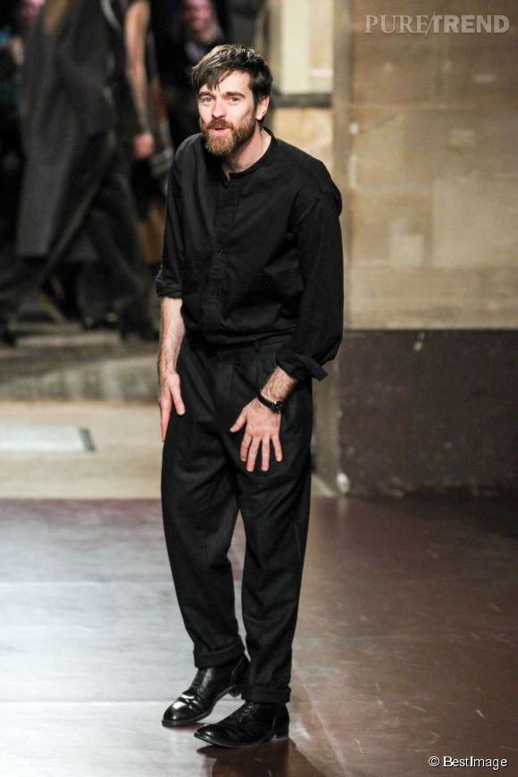 Ce lundi 21 juillet 2014, on apprenait que Christophe Lemaire quittait la maison Hermès pour se consacrer à sa propre marque.