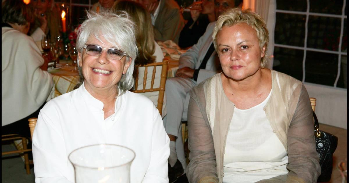 Muriel robin et catherine lara une belle histoire d for Muriel robin le salon de coiffure