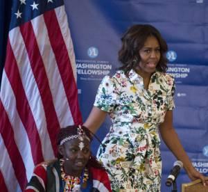 Michelle Obama fait l'unanimité à Washington