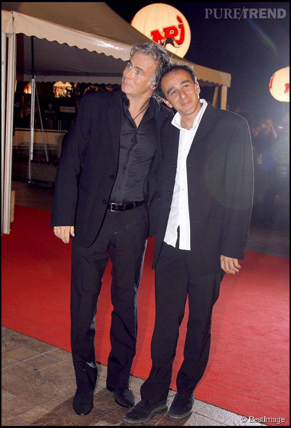 Elie Semoun et Franck Dubosc, une histoire d'amitié en péril ?