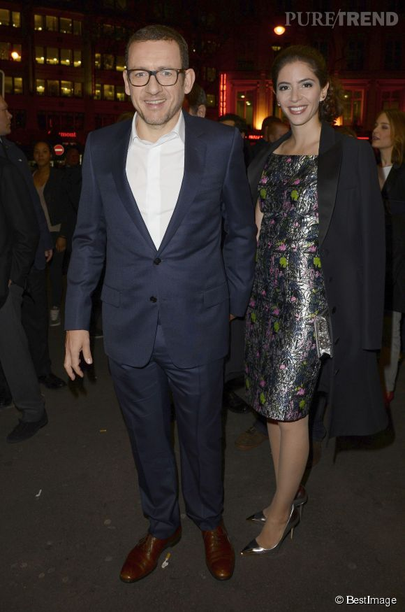 Dany Boon et son épouse, Yael Harris.